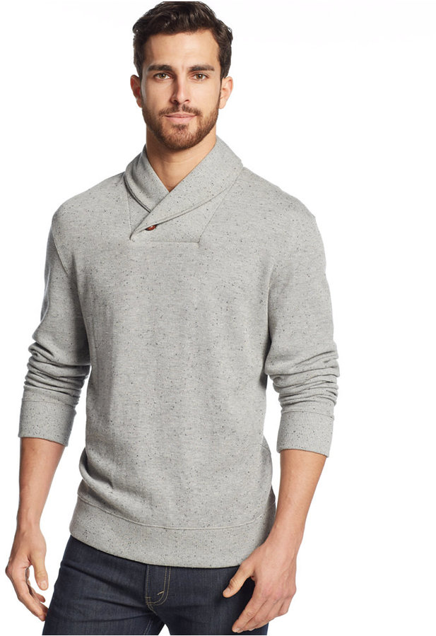 ... tasso elba shawl collar sweater ptiqdof