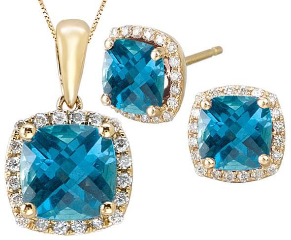 14k tivolia collection designer gemstone jewelry vgyqiby