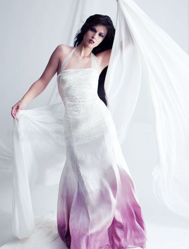 Go Uniquely Stylish with Colorful Wedding Dress for your occasion