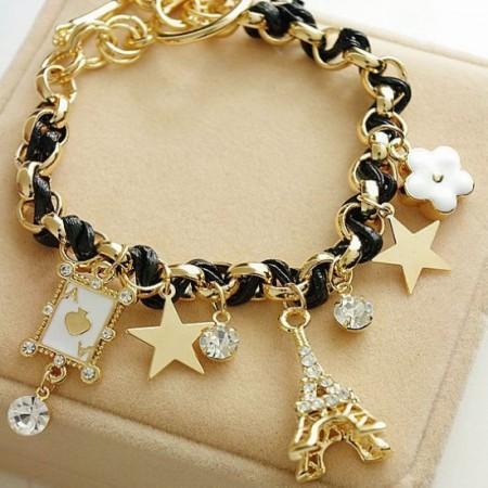 7 beautiful charm bracelets for women - best gift ideas vopvnlu