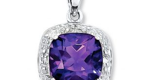 amethyst pendant hover to zoom GQEHXOA