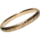 Occasions on which an individual should put on a gold bangle bracelet