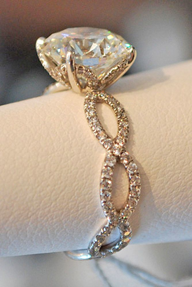 Vintage engagement ring  Antique Engagement Ring to signify lasting Union - StyleSkier.com