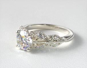 antique engagement rings details QABEINL
