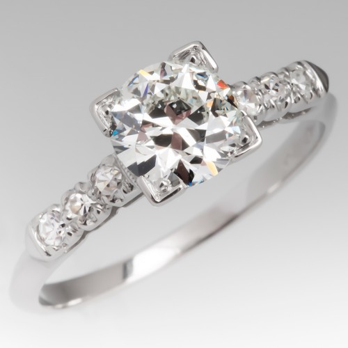 antique engagement rings JJZHNCZ