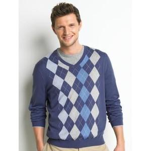 argyle sweater on the hunt xlofkuw