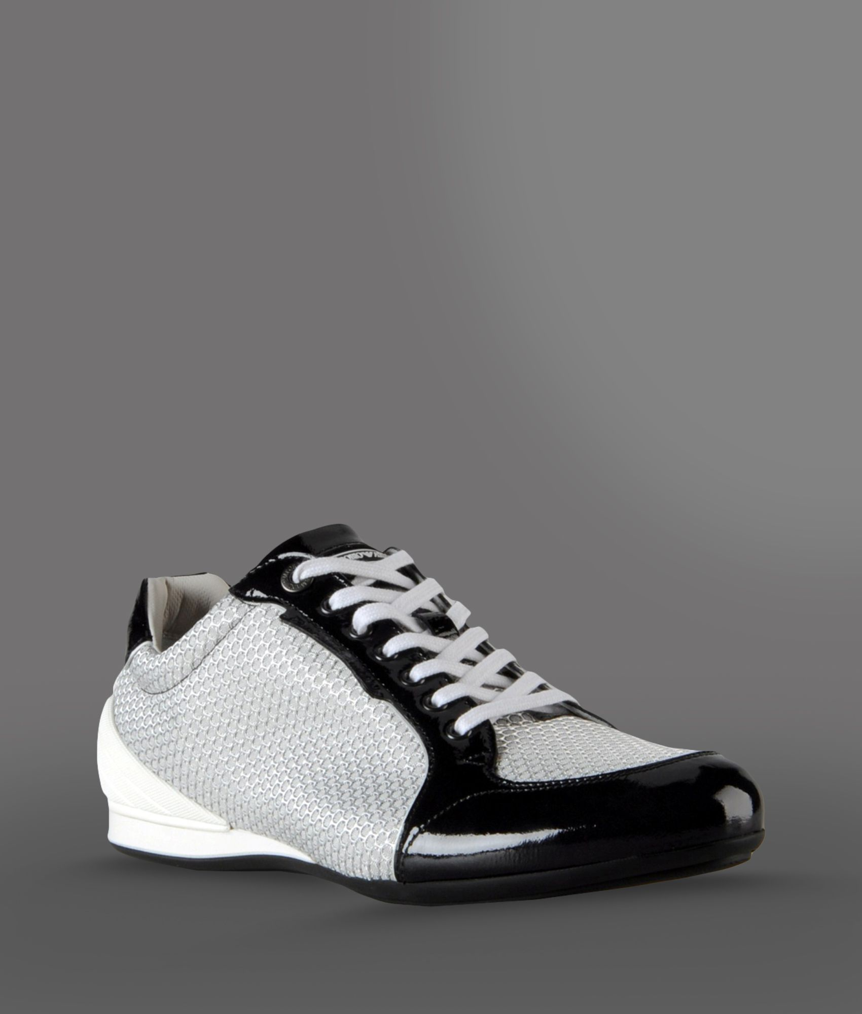 Three important things to know about the Armani sneaker