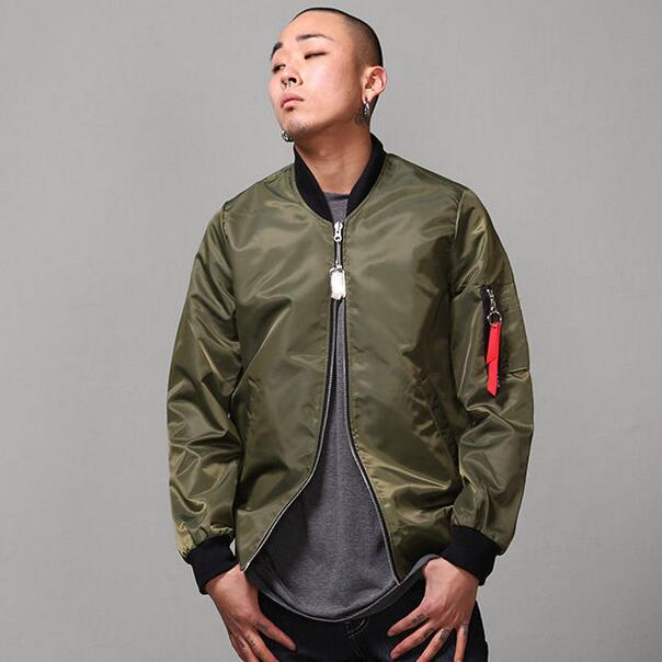 The appropriateness of the bomber jacket for men