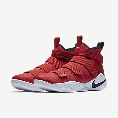 basketball sneakers lebron soldier xi menu0027s basketball shoe. nike.com seltjnn