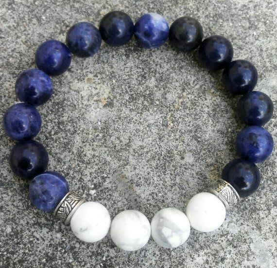 jewelry tiger beaded matte stretch and or bracelets etsy men jewellery gemstone s bracelet eye il c onyx