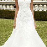 Shopping for beautiful wedding dresses