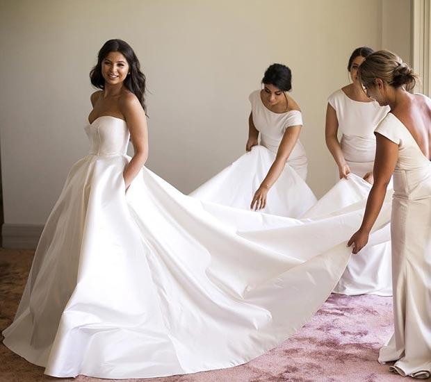 beautiful wedding dresses simple and elegant ball gown wedding dress uhkltsr