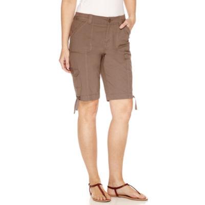 bermuda shorts st. johnu0027s bay cargo woven 11 tjybqse