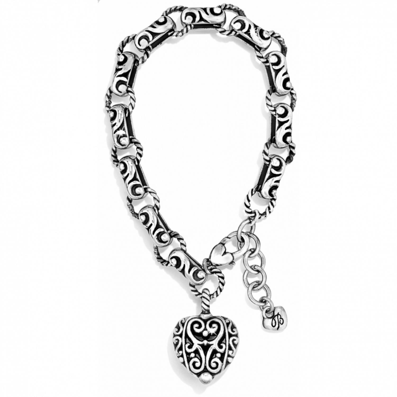 bibi heart bracelet ptctfzd