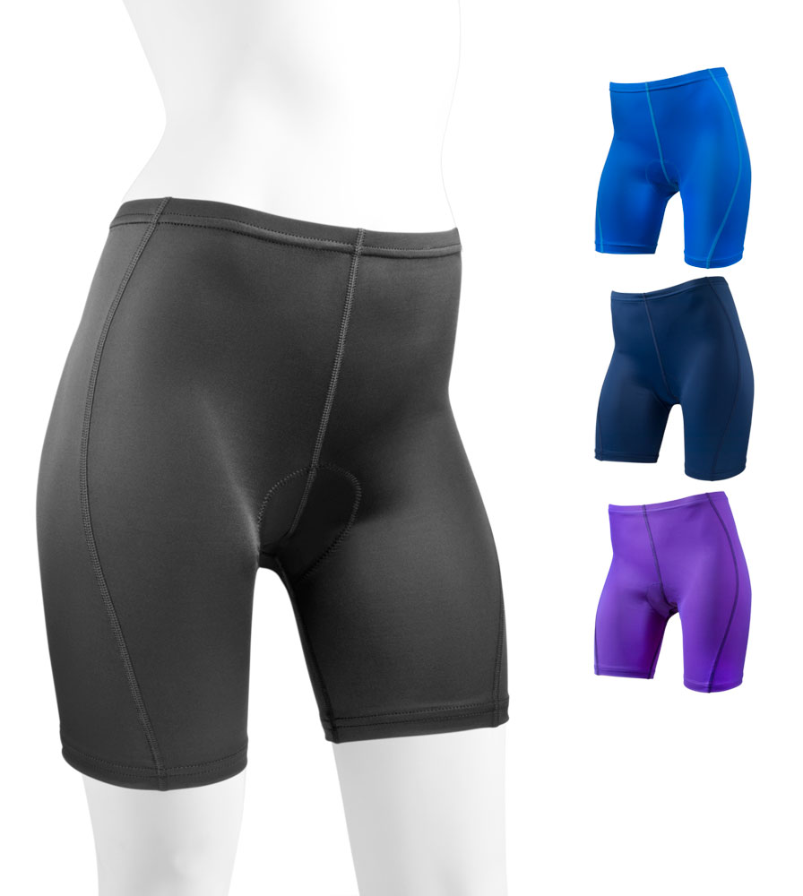 biker shorts aero tech womenu0027s classic padded bike shorts ... iqlqrra