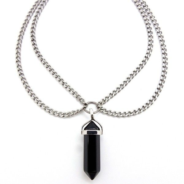 699bdf1ee340f Black Necklace - Why are they so Popular? - StyleSkier.com