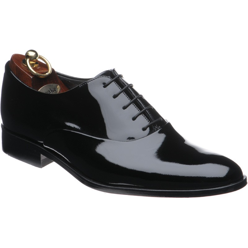 black patent shoes loake patent nvbdvqb