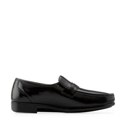 black shoes prescott black leather mens-bostonian-dress-shoes xvbxkgg