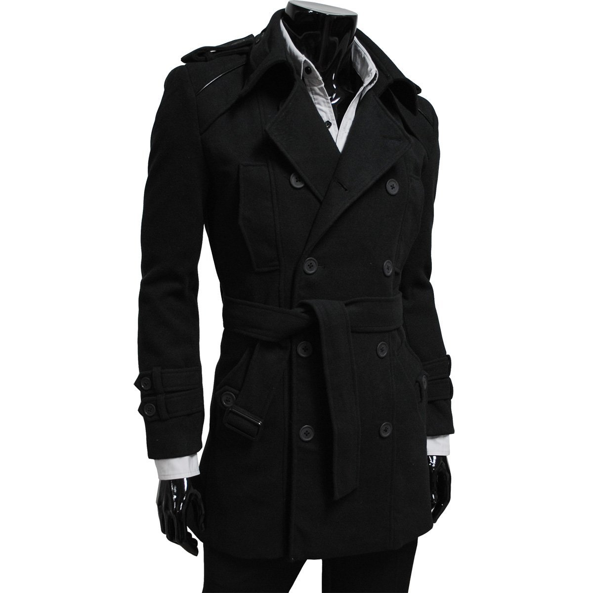 black trench coat, trench coats for men, leather trench coat, hfcpozv