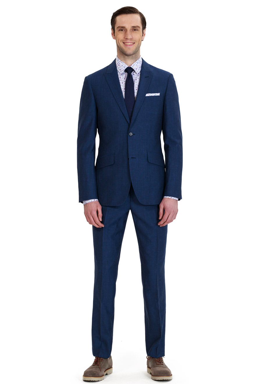 blue business suit sjbhslv