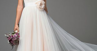 blush wedding dress blush pink wedding gown by wtoo etyzlfu