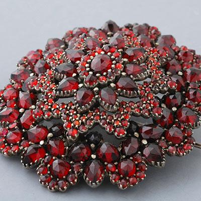 bohemian garnet jewelry xvtfdge