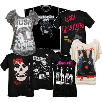 boyfriend band tees ydfpenv