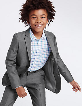 boys suit tailored fit blazer (3-14 years) ... swpqwzy