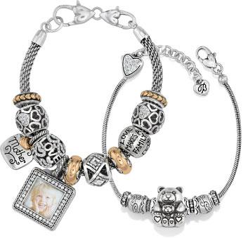 bracelet charms brighton charm bracelets EVQOMAK