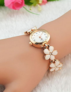 bracelet watch womenu0027s watch flower bracelet alloy band cool watches strap watch unique  watches fashion watch rjylzcl