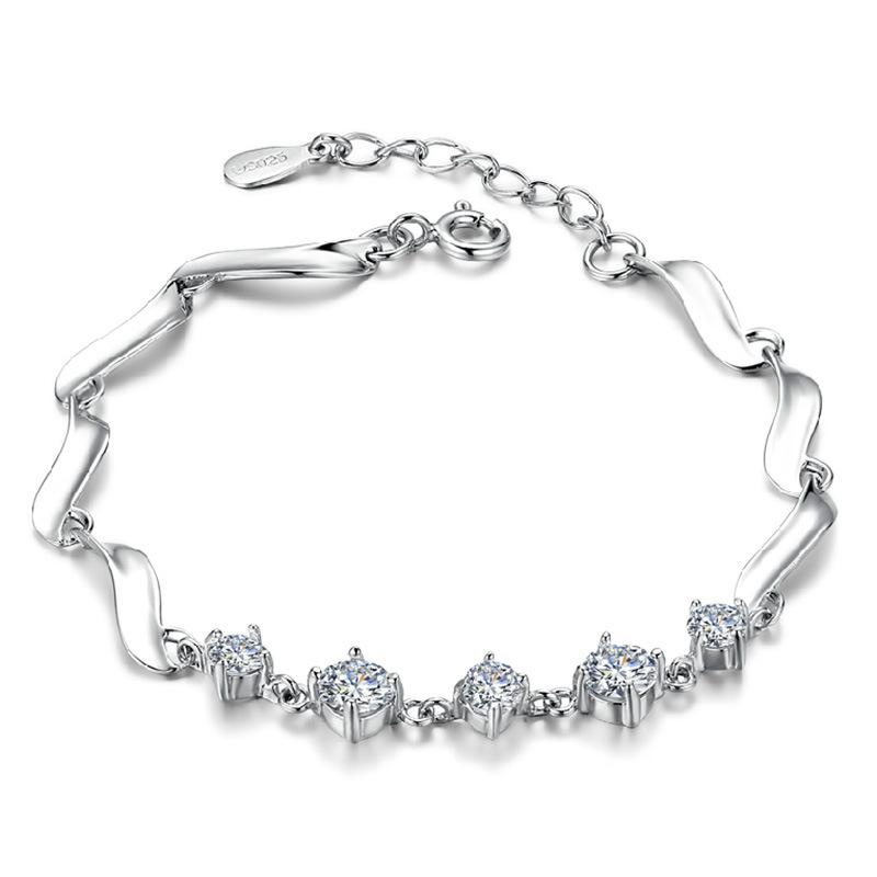 bracelets for women aliexpress.com : buy new fashion bracelet women fine jewelry cubic zirconia  cz luxury crystal ffjxmte