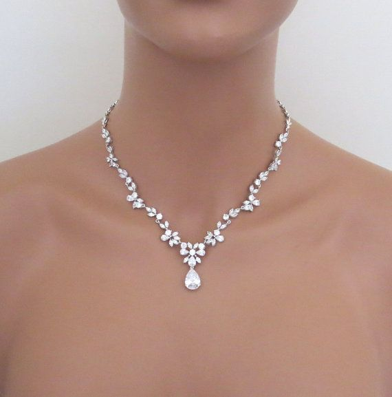 Dazzling bridal necklaces for any Kinds of Occasions StyleSkiercom