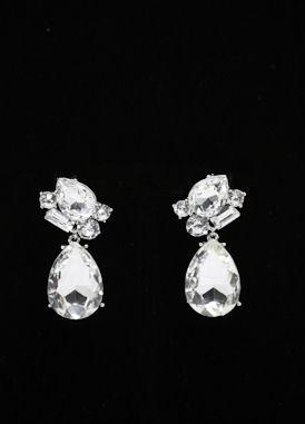 bridesmaid jewelry - wedding earrings (style 1500-1) vyfjmfj