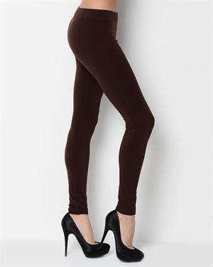 brown leggings brown stretch womenu0027s leggings irxckpg