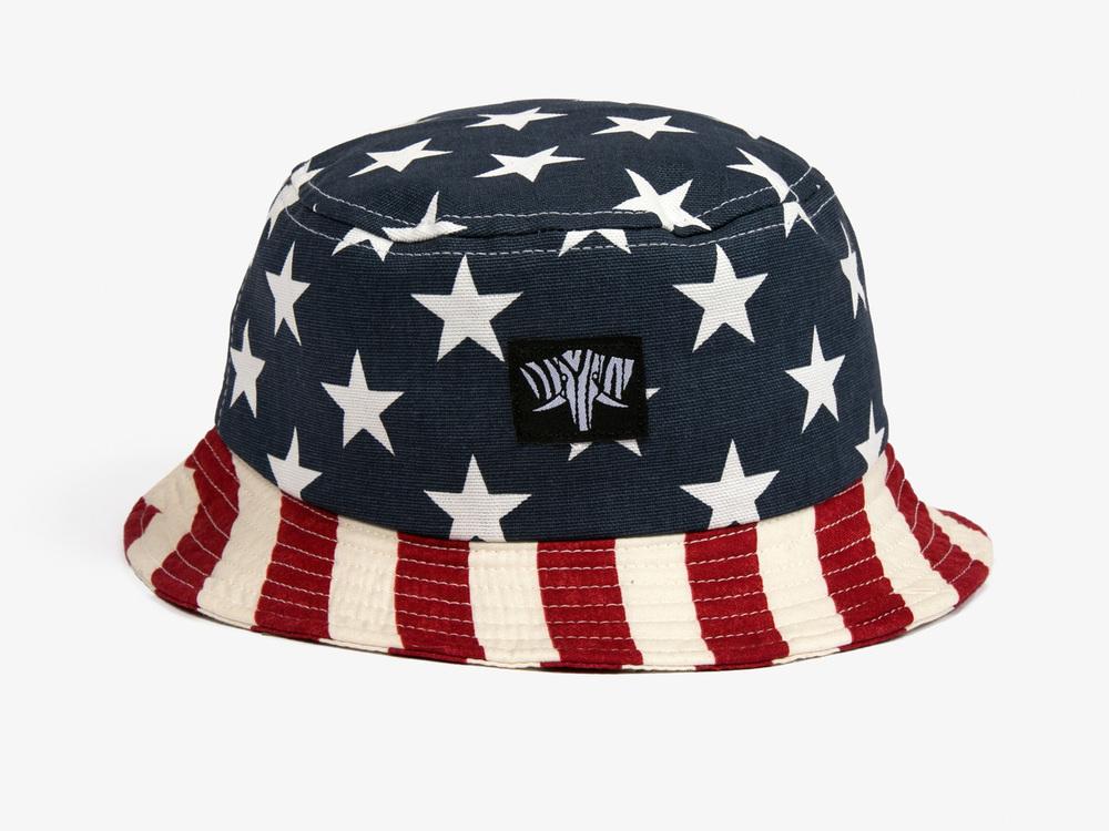 bucket hats america bucket hat front wtzntea