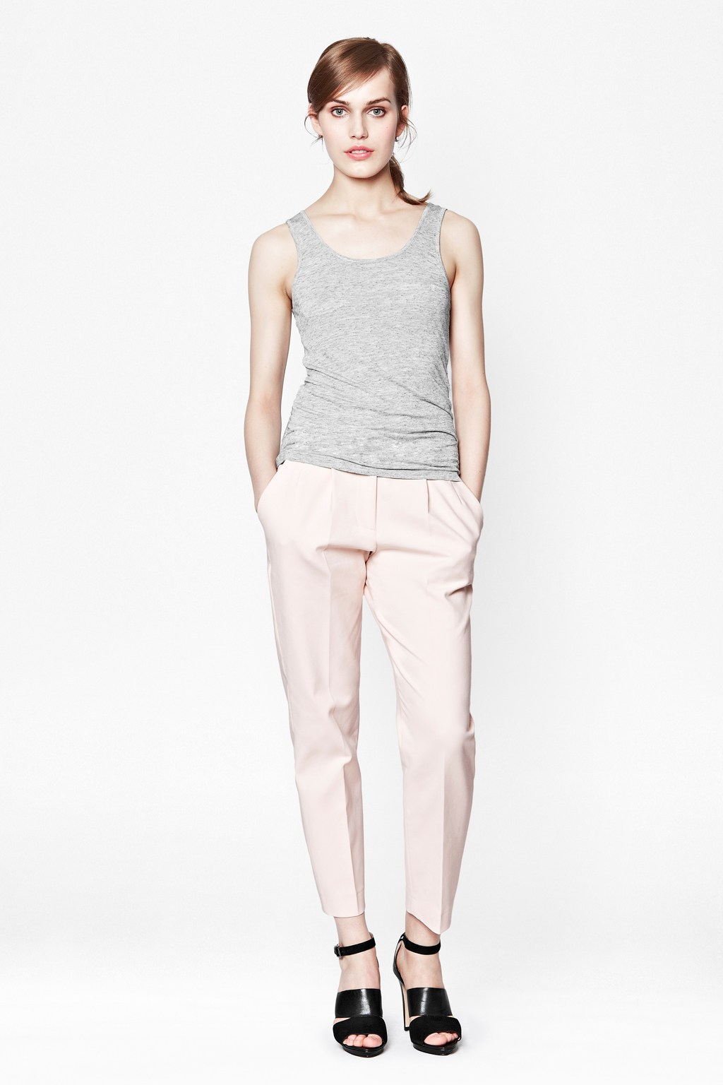 capri tapered trousers. loading images. yxgqagc