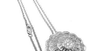 carrera y carrera afrodita diamond white gold necklace 1 auwozbx