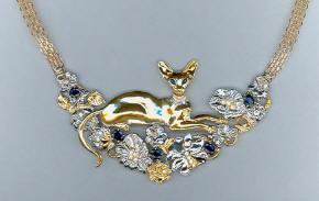 cat jewelry new custom  jkhqtyx
