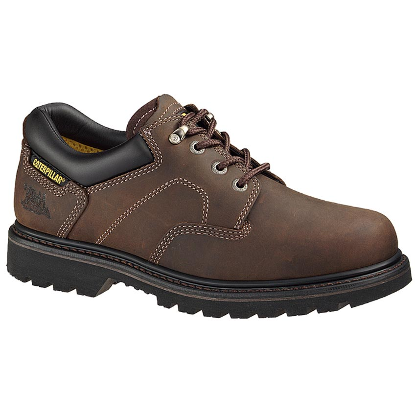 cat menu0027s ridgemont work shoes mcaqdjl
