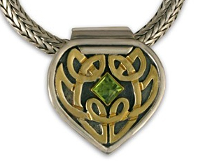 celtic jewelry aria knot zcljoyi