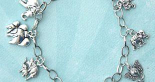 charm bracelets elephants charm bracelet luqytae