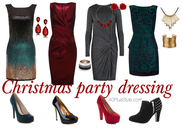 christmas party outfits for women over 40 odsotez - How To Select The Best Christmas Party Outfits €� StyleSkier.com