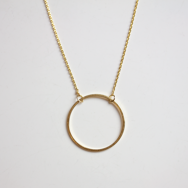circle necklace circle - necklace jdhmxuw