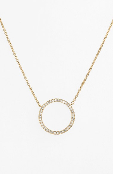 circle necklace womenu0027s nadri circle pendant necklace wuihbrr