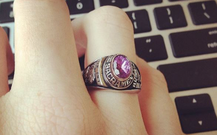 The best thing to say about the class rings