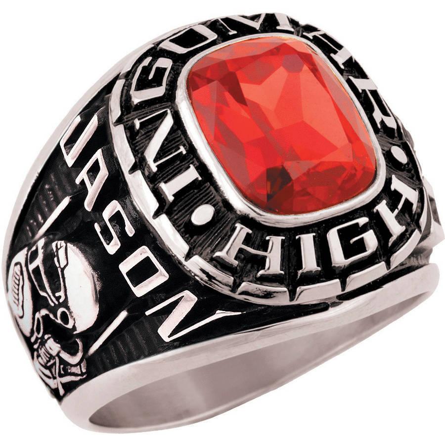 class rings keepsake guyu0027s square class ring - walmart.com lznvahp