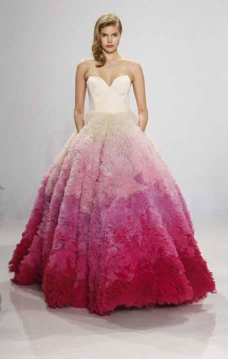 colorful wedding dresses 4 lpesxuj