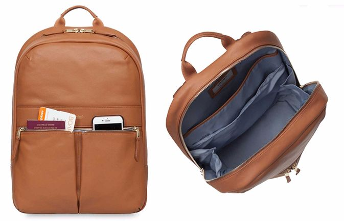 computer bags for women beaux leather backpack by knomo ugowyfo