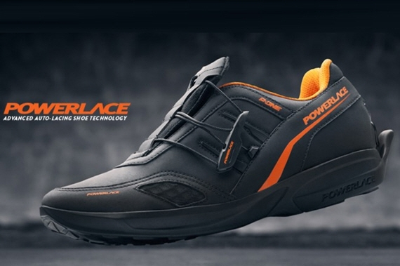 cool sneakers these clever powerlace shoes can tie its own laces without motors or  batteries hlcjwzr