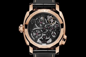 cool watches paneraiu0027s latest radiomir tourbillion just might be the most complex watch  weu0027ve seen jdfxlre